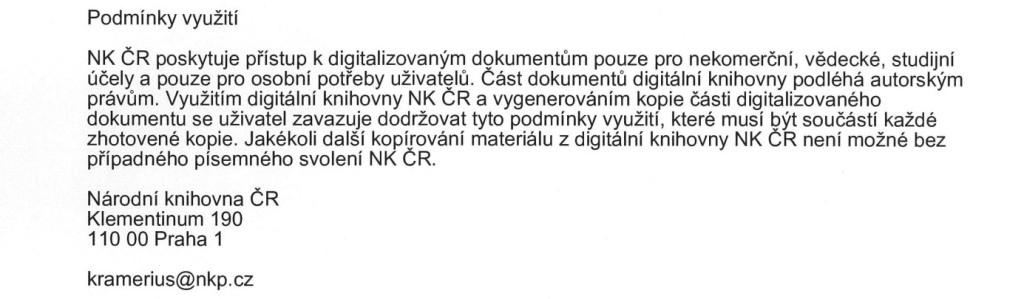 krnka.cz - podminky