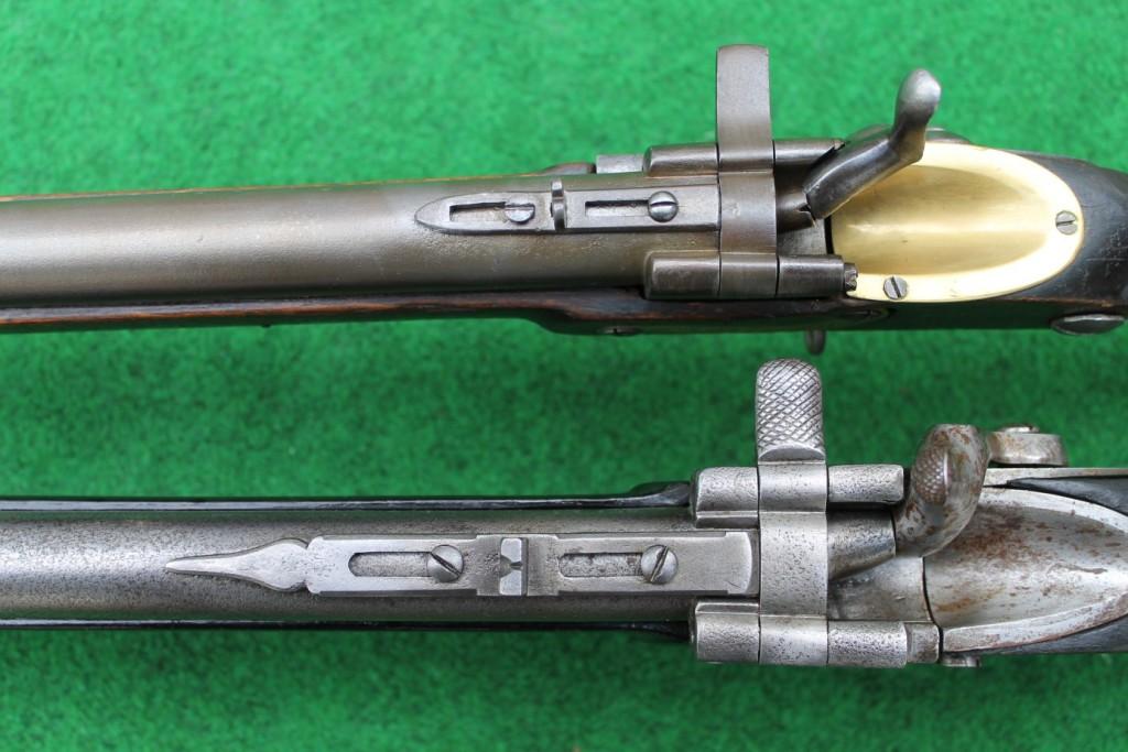 Příklady řešení loveckých pušek s krnkovským rukopisem